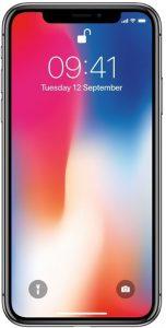 iphone x aanbieding